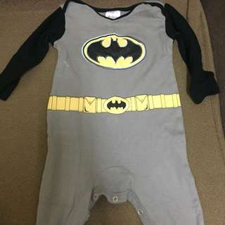 Batman Onesie Pyjamas