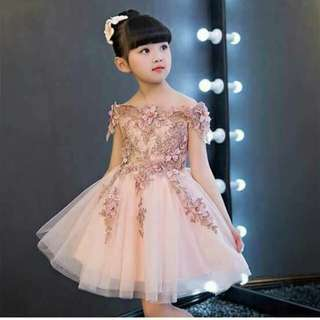 Dress OOTD for kids