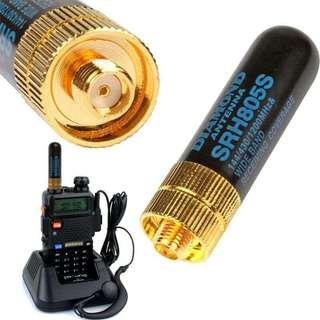 Antena Dual Band for Baofeng BF-UV5R BF-UV5RE UV-82 BF-888s