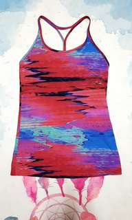 Reebok yoga gym top