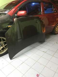 Bonet Depan Carbon Fiber vios 03-06 Ncp42