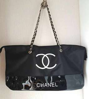 Chanel CC Daily Totebag Authentic Gift