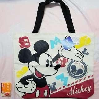 [日本景品] Mickey Mouse 大袋 (約49x40x10.5cm)