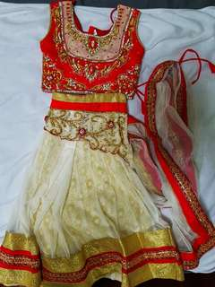 Indian Costume for girls