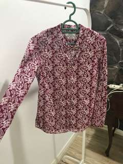 Graphic design blouse
