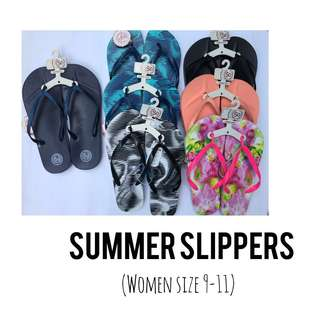 IMPORTED SLIPPERS