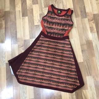 Limited Edition Plains & Prints Photo Fashion Collection Dress