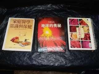 舊二手書籍(每本)