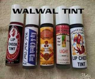 WALWAL LIP CHEEK TINT