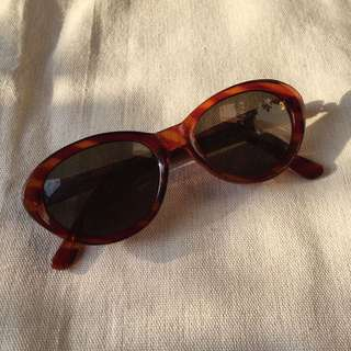 Vintage sunglasses bought from Japan