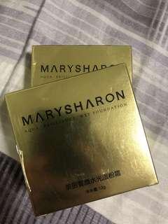 Marysharon aqua brilliance wet foundation