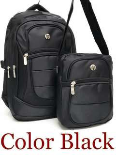 HP BACKPACK SET
