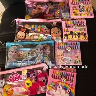 Stationery Set / Party Supplies / Goodies Bag