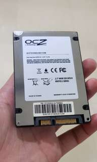 *moving out sales* OCZ Vertex II 60GB SSD with bracket