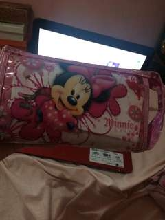 Minnie mouse pencil case