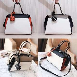 Handbag Hand Bag Tas Fashion Wanita Cewek Impor Import Code 2905