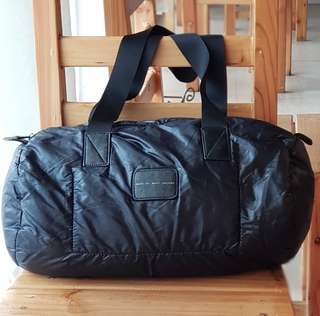 Authentic Marc by Marc Jacobs Black Nylon Medium to Large Duffle
