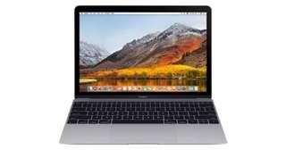 Kredit APPLE MacBook 12 MNYF2 Gray