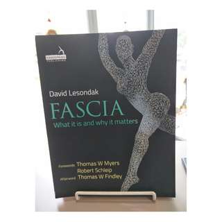 Medical Book - FASCIA