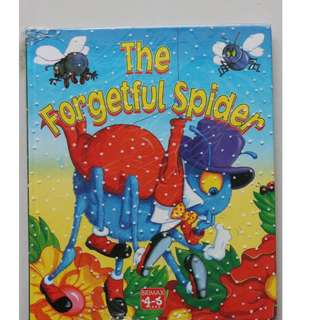 Children's Book : The Forgetful Spider