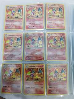 Pokemon Charizard CP6/Evolutions Holo Rare