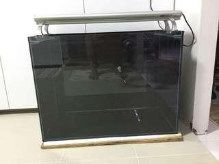 2 ft fish tank (12x18)