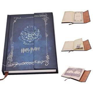 LASTPIECE🔥 Harry Potter Schedule Planner Diary BN INSTOCK Notebook