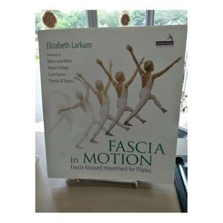 Medical Book - FASCIA in motion