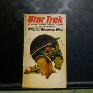Star Trek published in 1967