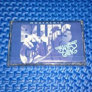 🆒 Blues Gang - Nostalgia Blues Gang [1992] Cassette Melayu