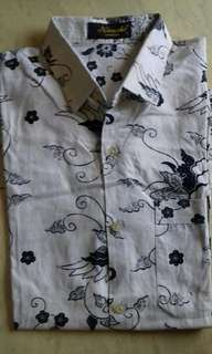 kemeja batik Natsuko original size s