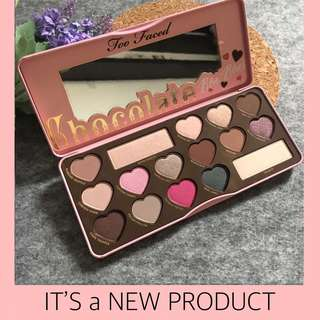 Too Faced Chocolate Bon Bons Eyeshadow Collection Original