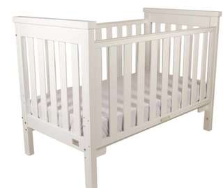 Milano baby cot 4-in-one