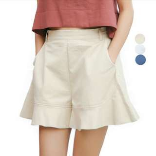Wide-legged Shorts Ladies Fashion Casual Shorts Women Shorts