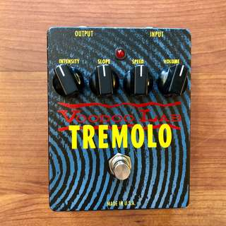 Voodoo Lab Tremolo Pedal USA