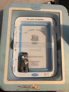 Me To You Tatty Teddy Graduation Picture Frame