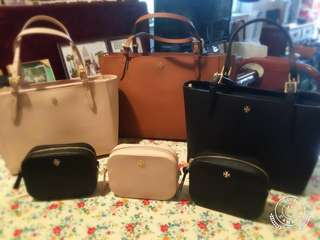 *全新* Tory Burch 👜手袋 handbag shoulder bag 8個賣剩5個!😊 可面交 當面驗貨