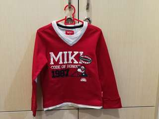 Long sleeve by Miki