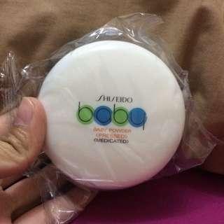 Shisheido baby powder
