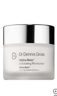 Dr Dennis Gross Brand New Cleanser and Exfoliating Moisturizer