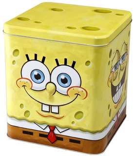 Spongebob Squarepants Tin