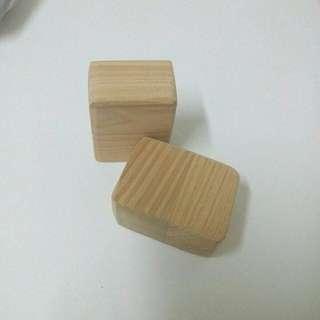 🚚 印章木塊