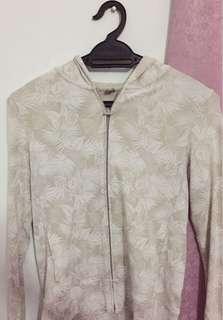 Uniqlo floral jacket