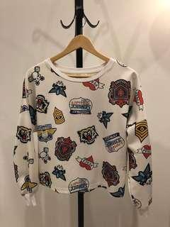 Kitschen's sweater