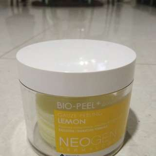 BIO-PEEL+ LEMON