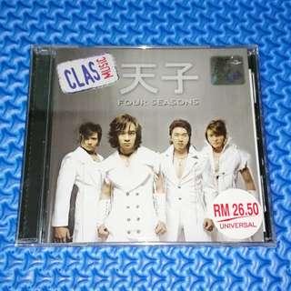 🆕 Four Seasons - Four Seasons [2007] Audio CD