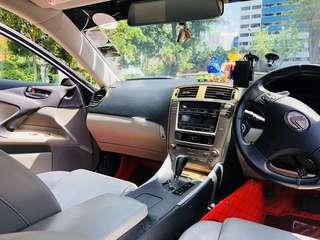 Lexus IS250 2.5 Auto