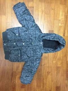Fox Disneyland winter jacket ( 1-2 yrs old)