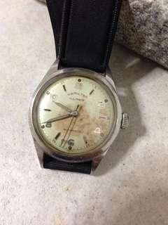 Hamilton Illlinois Vintage Watch