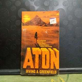 Aton by Irving A. Greenfield